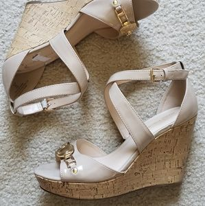 Size 8.5 Marc Fisher Wedged Heels